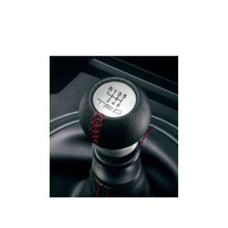 TRD Shift Knob (real leather) (M/T) for TOYOTA 86