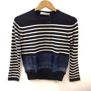 Sacai sweater size 1