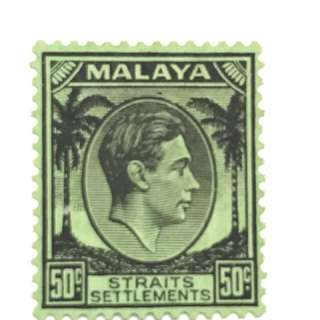 Straits settlements stamp -c253