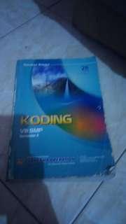Buku koding