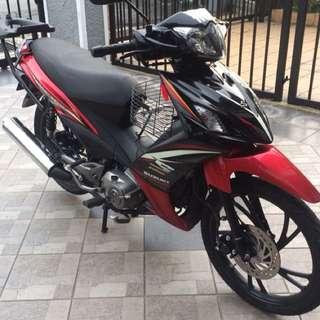 Shogun Axelo 125
