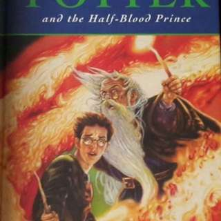 Looking for: Harry Potter and the Half-Blood Prince (Old Bloomsbury Edition - Hardcover)