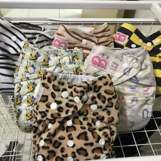 Preloved Cloth Diapers
