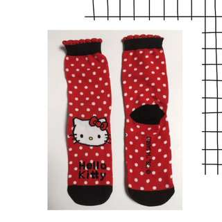 Hello Kitty Ankle Socks Ages 7-12yrs
