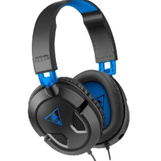 Unboxed Turtle Beach Recon 50p Headset without Mic