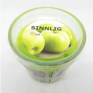 Ikea SINNLIG apple Candle [E13]