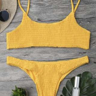 Zaful bikini set size large (size 8/10) brand new with tags