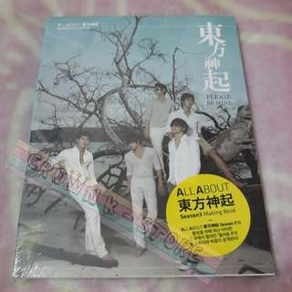 [CRAZY DEAL 80% OFF FROM ORIGINAL PRICE][READY STOCK]TVXQ DBSK KOREA ALL ABOUT DBSK PHOTOBOOK (NO POSTER) SEALED ! NEW!OFFICIAL ORIGINAL FROM KOREA (PRICE NOT INCLUDE POSTAGE)PLEASE READ DETAILS FOR MORE INFO