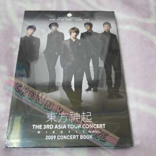 [CRAZY DEAL 80% OFF FROM ORIGINAL PRICE][READY STOCK]TVXQ DBSK KOREA MIROTIC CONCERT PHOTOBOOK (NO POSTER) SEALED ! NEW!OFFICIAL ORIGINAL FROM KOREA (PRICE NOT INCLUDE POSTAGE)PLEASE READ DETAILS FOR MORE INFO