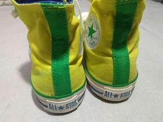 Converse High cut Brazil
