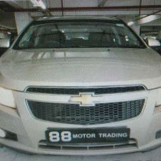 Chevrolet Cruze 1.6a cheapest!