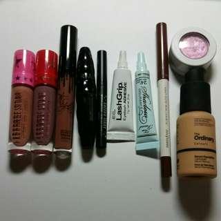 Make Up Declutter