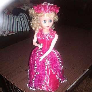 Dancing Barbie Doll