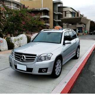 2011年 Mercedes-Benz  賓士 GLK