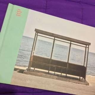 BTS You Never Walk Alone Album Blue Version