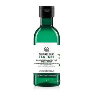 The Body Shop Tea Tree Toner For Oily Skin