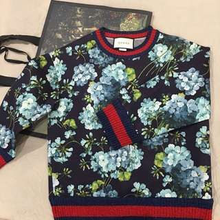 Authentic Gucci Long sleeve