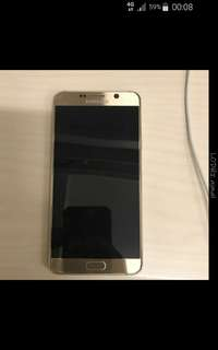 galaxy Samsung note 5 gold 32gb 95%new