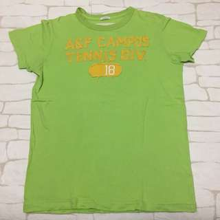 Abercrombie A&F muscle tee
