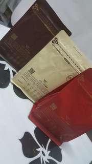🚚 Crown金礦咖啡豆 有3個國家3種烘培方式(淺,中,深培)