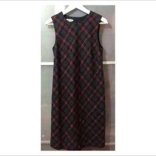 🚚 專櫃服飾 DOM無袖連身長裙