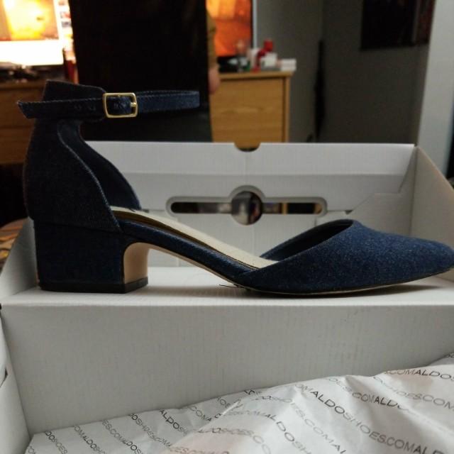 1 inch heels (Aldo Zusien)