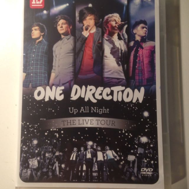 1D - Up All Night - Live