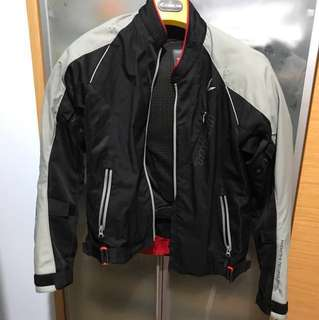 Taichi RSJJ14 split air motorcycle jacket