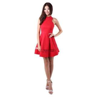 MGP Red Dress