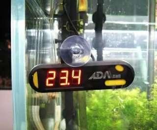 Fish tank (Aquarium Accessories) Temperature reader (NEW