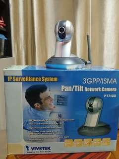 Vivotek IP Cam PT7137 + PT7135