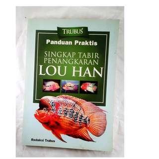 buku bekas ikan lou han lauhan lau han