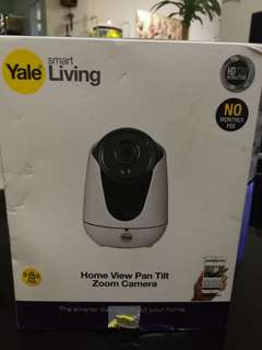 Yale Home View Pan Tilt Zoom Camera