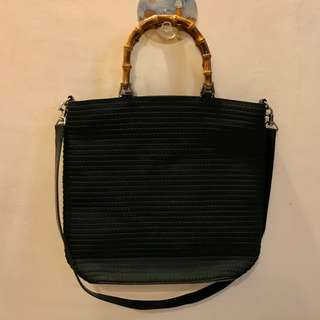 Authentic Gucci Vintage Bamboo Bag