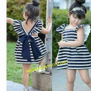 Kids' Butterfly Dress