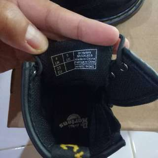 Dr martens kid shoes