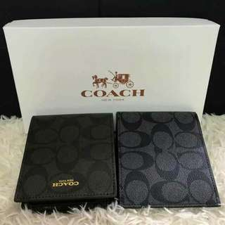 Coach wallet for Him