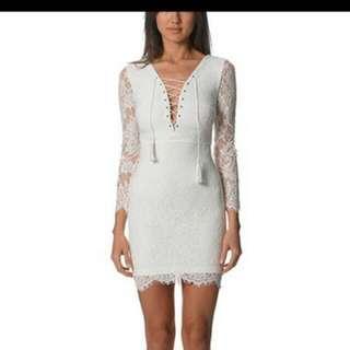 White Lace BNWT