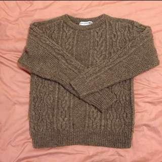 UNIQLO 80% 羊毛毛衣