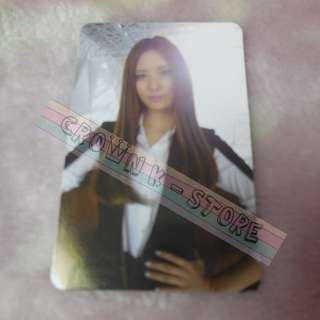 [READY STOCK]GIRLS GENERATION SNSD KOREA THE BOYS OFFICIAL POSTCARD - SEOHYUN NEW!OFFICIAL ORIGINAL FROM KOREA (PRICE NOT INCLUDE POSTAGE)PLEASE READ DETAILS FOR MORE INFO