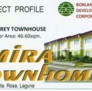 Amira townhomes