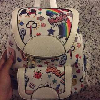 2n1 bag pack / swipe left