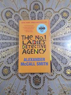The No.1 Ladies Detective Agency by Alexander McCall Smith