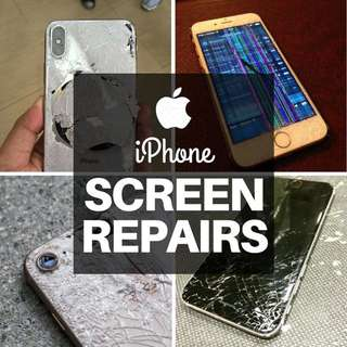 iPhone Screen Replacements! 🛠