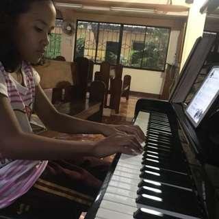 PIANO LESSON/VOICE LESSON