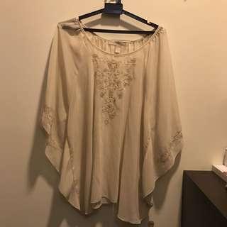 Forever21 Embroided Kaftan
