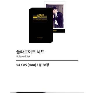 "Preorder >> official BTOB ""OUR CONCERT"" Concert Goods : Polaroid Photo Set"