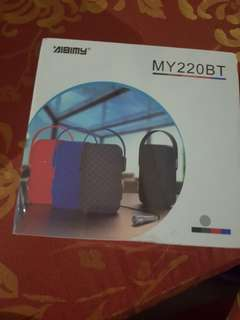AIBIMY MY220BT Portable Speaker with Bluetooth Wireless
