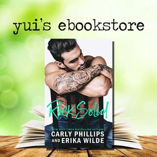 YUI'S EBOOKSTORE - ROCK SOLID - CARLY PHILLIPS