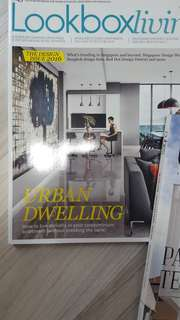 Home Living Magazines 3 pcs
